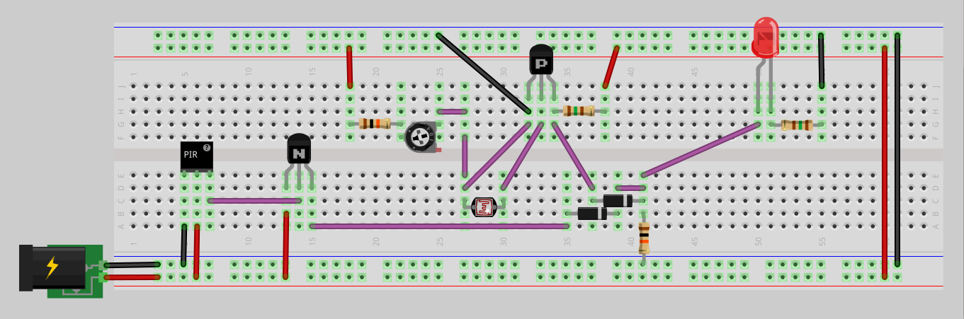 Motion and Light Sensors with Arduino (PIR sensor) on alphanumeric display schematic diagram, up down counter circuit diagram, 7 segment display dimensions, shematic of 7 segment display diagram, multi-line led display diagram, 7 segment display installation, 7 segment display pin configuration, 7 segment display logic diagram, 7 segment display circuit, 7 segment display relay, 7 segment display truth table, 7-segment counter circuit diagram, decimal value in a diagram, 7 segment display datasheet, d 7-segment logic output diagram, 7 segment display power,
