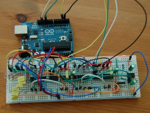An Arduino Breadboard Project